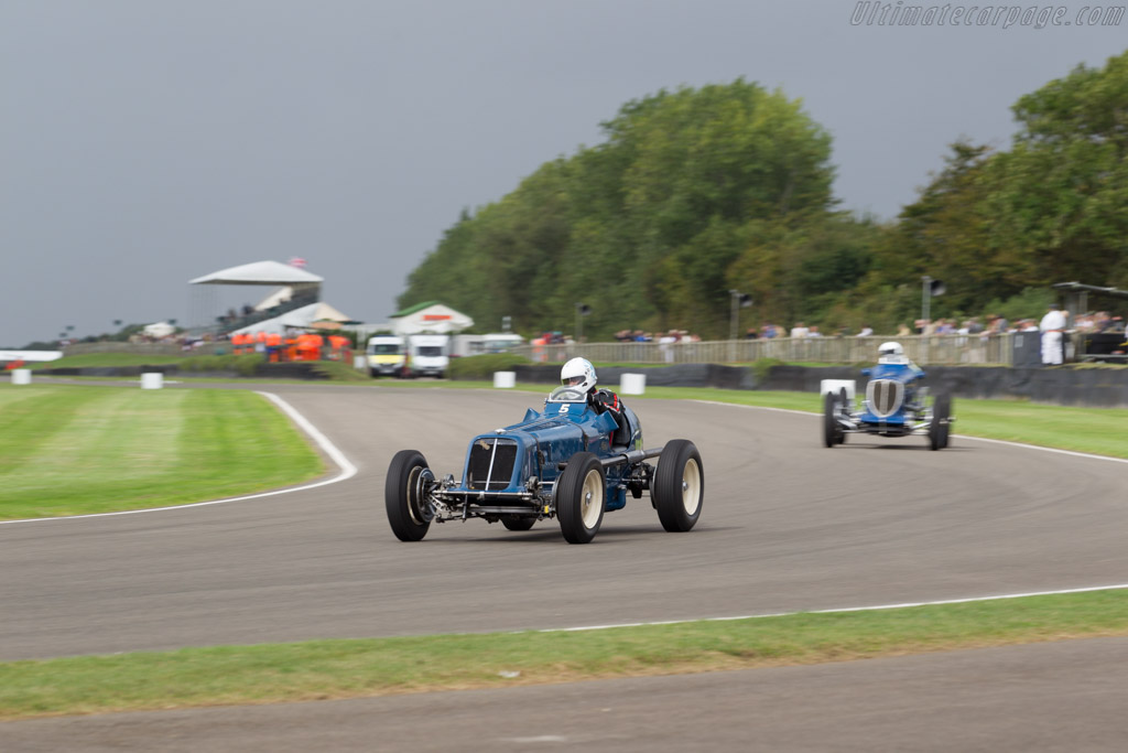 ERA A-Type - Chassis: R4A - Driver: Nicholas Topliss  - 2016 Goodwood Revival