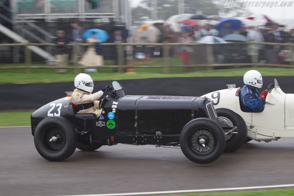 ERA B-Type - Chassis: R1B - Driver: Michael Gans  - 2016 Goodwood Revival