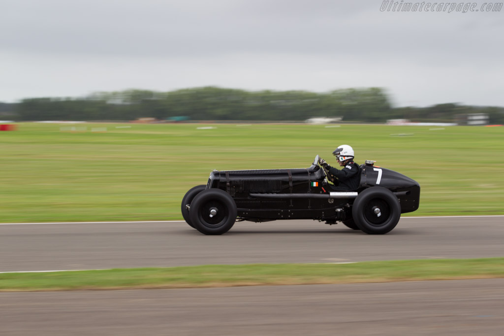 ERA B-Type - Chassis: R10B - Driver: Paddins Dowling  - 2016 Goodwood Revival