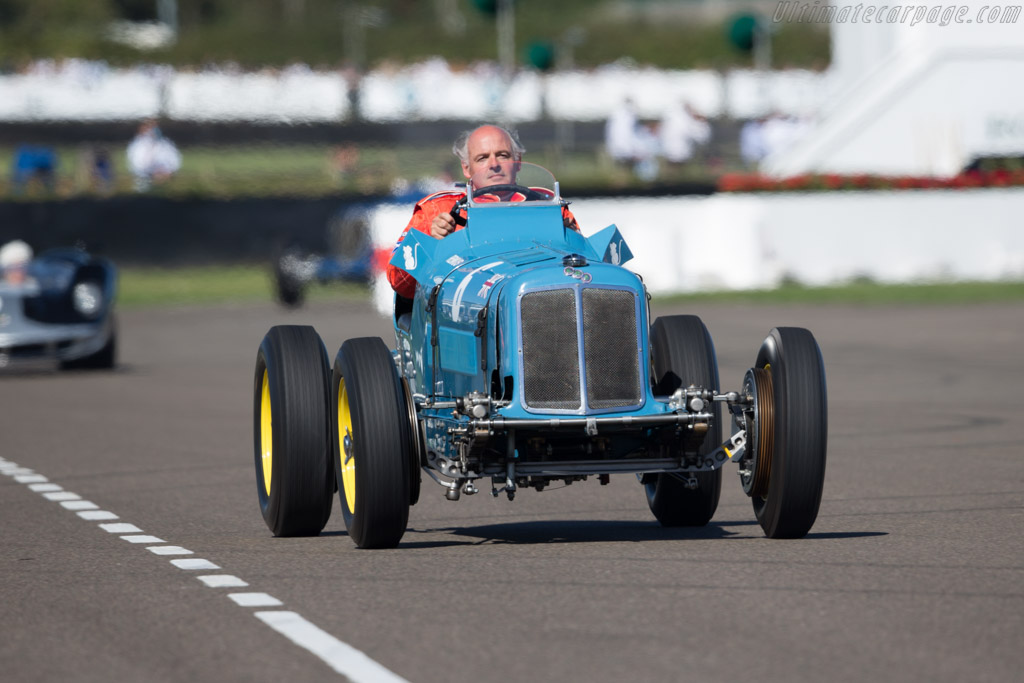 ERA B-Type Remus - Chassis: R5B   - 2016 Goodwood Revival