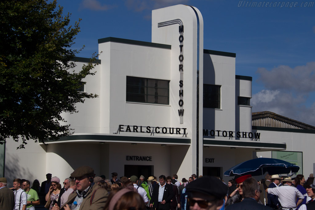 Earl's Court    - 2016 Goodwood Revival