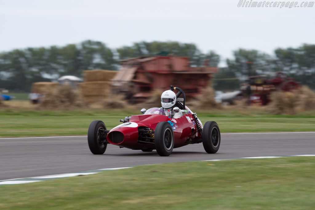 Elfin Mk1  - Driver: Anthony Olissoff  - 2016 Goodwood Revival