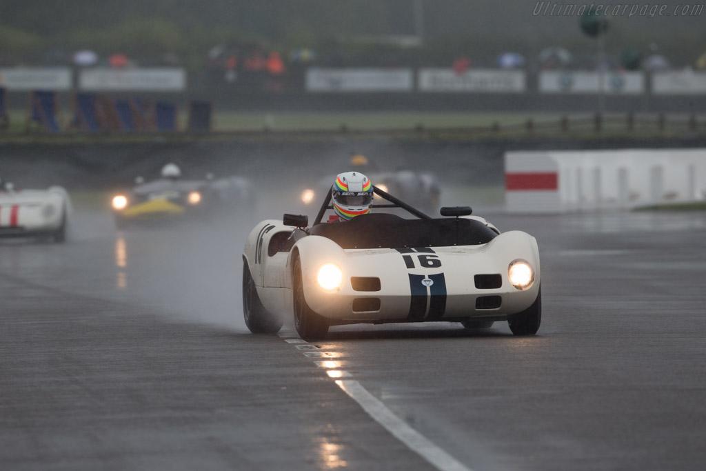 Elva Mk7S - Chassis: 70/027 - Driver: Joe Twyman  - 2016 Goodwood Revival