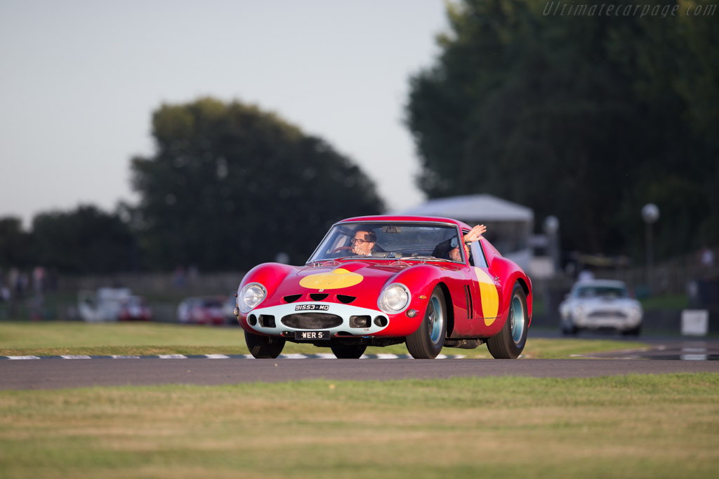 Ferrari 250 GT - Chassis: 6713GT - Driver: Charles Lord March  - 2016 Goodwood Revival