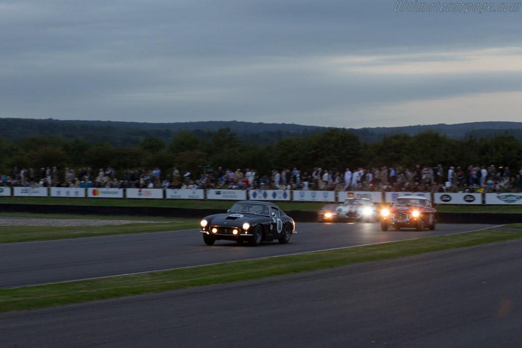 Ferrari 250 GT SWB - Chassis: 3107GT - Driver: Conrad Ulrich / Frank Stippler  - 2016 Goodwood Revival