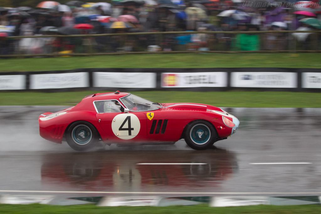 Ferrari 250 GTO/64 - Chassis: 4399GT - Driver: Jo Bamford / Christian Horner  - 2016 Goodwood Revival