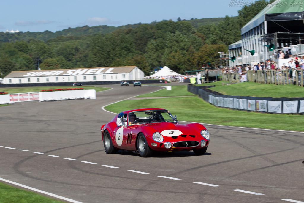 Ferrari 330 GTO - Chassis: 4561SA   - 2016 Goodwood Revival