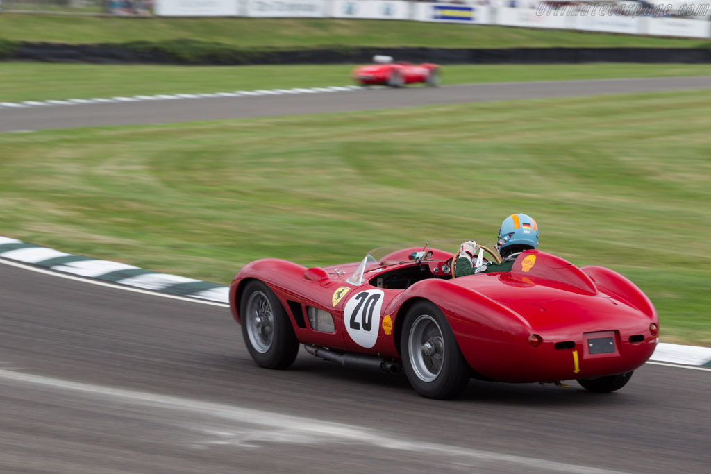 Ferrari 500 TRC - Chassis: 0660MDTR - Driver: Christoph Rendlen  - 2016 Goodwood Revival