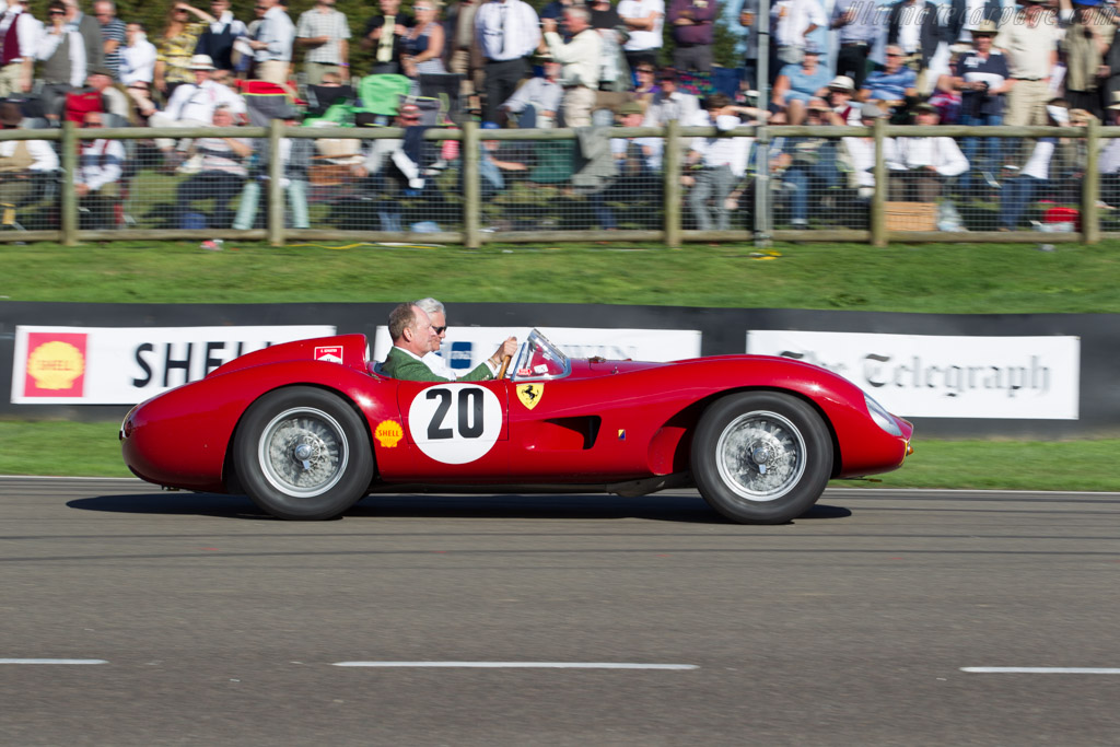 Ferrari 500 TRC - Chassis: 0660MDTR   - 2016 Goodwood Revival