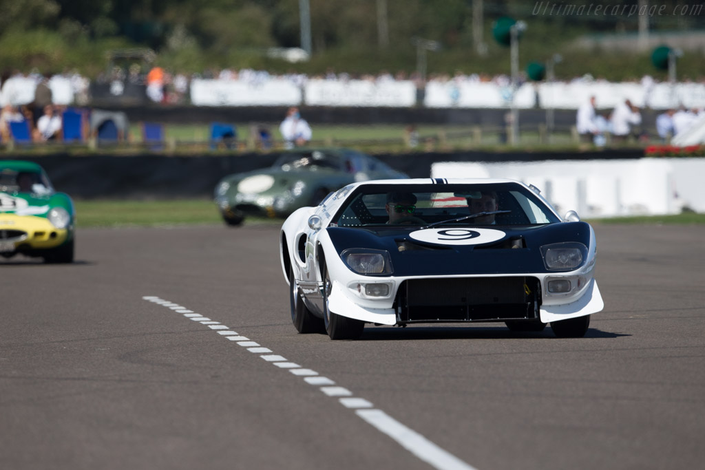 Ford GT40 Prototype - Chassis: GT/102R   - 2016 Goodwood Revival