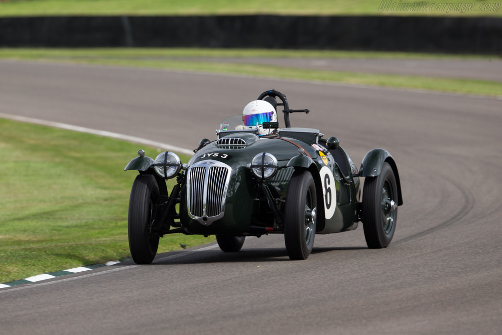 Frazer Nash Le Mans Replica - Chassis: 421/100/159 - Driver: Ian Dalglish  - 2016 Goodwood Revival