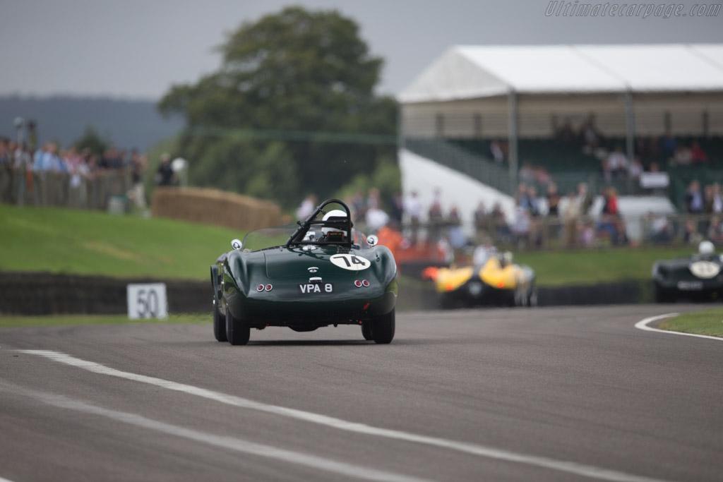 HWM-Jaguar  - Driver: Martin Hunt  - 2016 Goodwood Revival