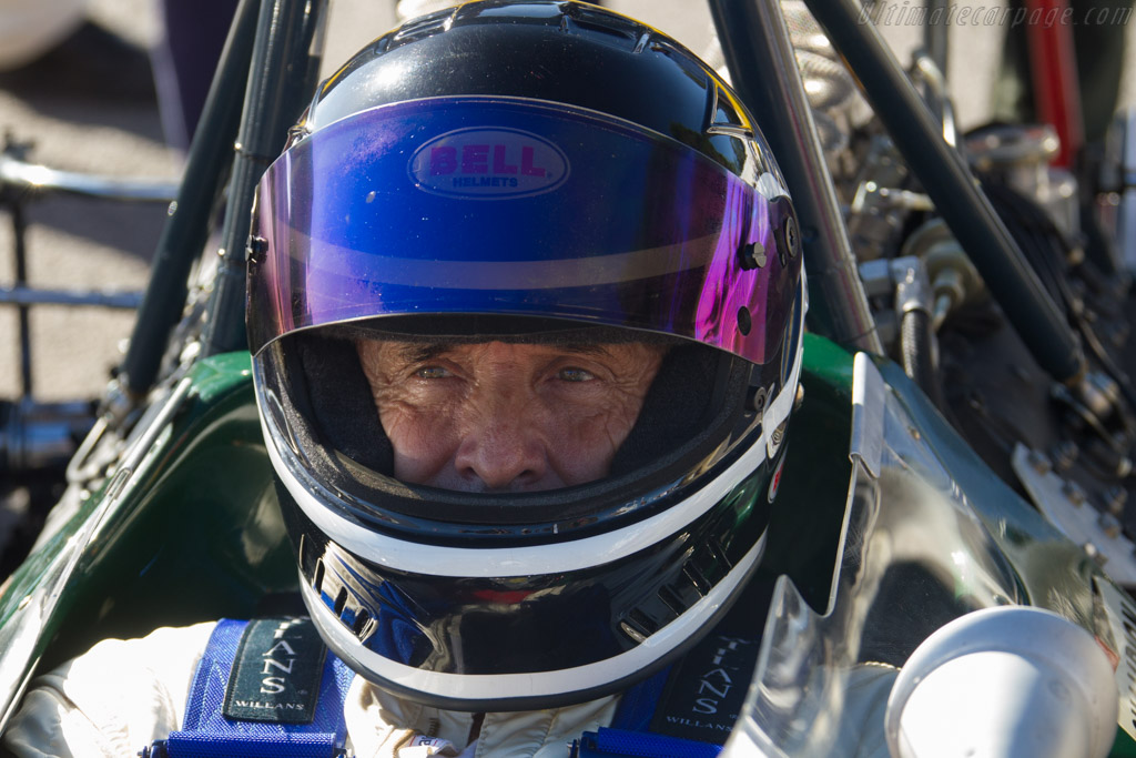 Jacky Ickx    - 2016 Goodwood Revival