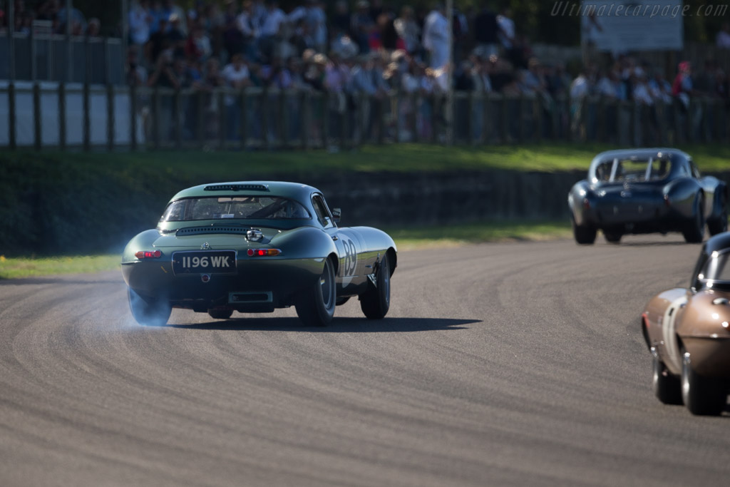 Jaguar E-Type - Chassis: 850486 - Driver: Gorden Shedden/Chris Ward  - 2016 Goodwood Revival