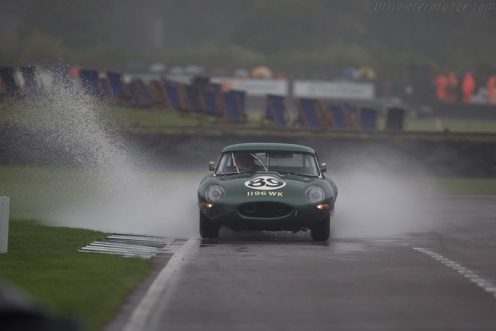 Jaguar E-Type - Chassis: 850486 - Driver: Gorden Shedden / Chris Ward  - 2016 Goodwood Revival