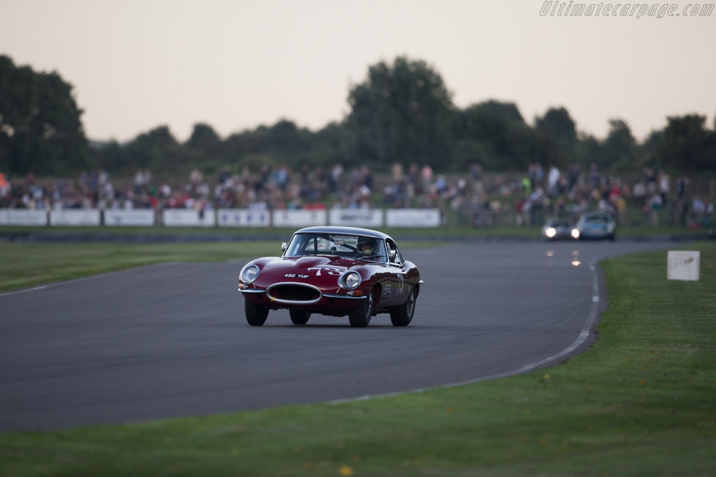 Jaguar E-Type - Chassis: 876176 - Driver: James Cottingham / Andrew Smith  - 2016 Goodwood Revival