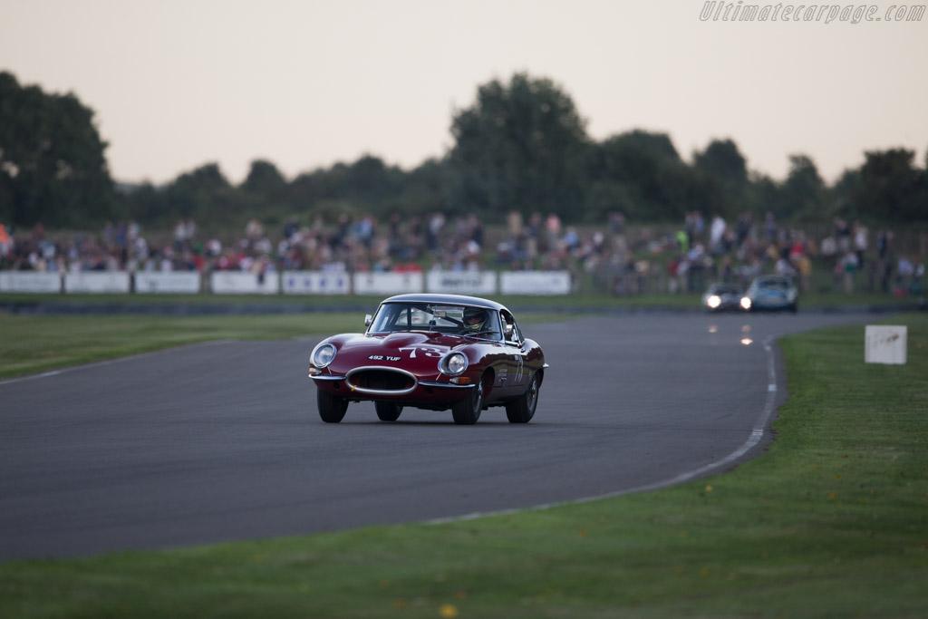 Jaguar E-Type - Chassis: 876176 - Driver: James Cottingham / Andrew Smith  - 2016 Goodwood Revival
