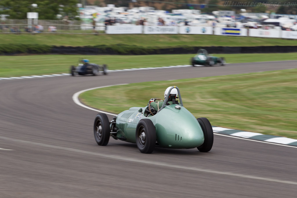 Kieft GP1 - Chassis: 1 - Driver: Neil Bachelor  - 2016 Goodwood Revival