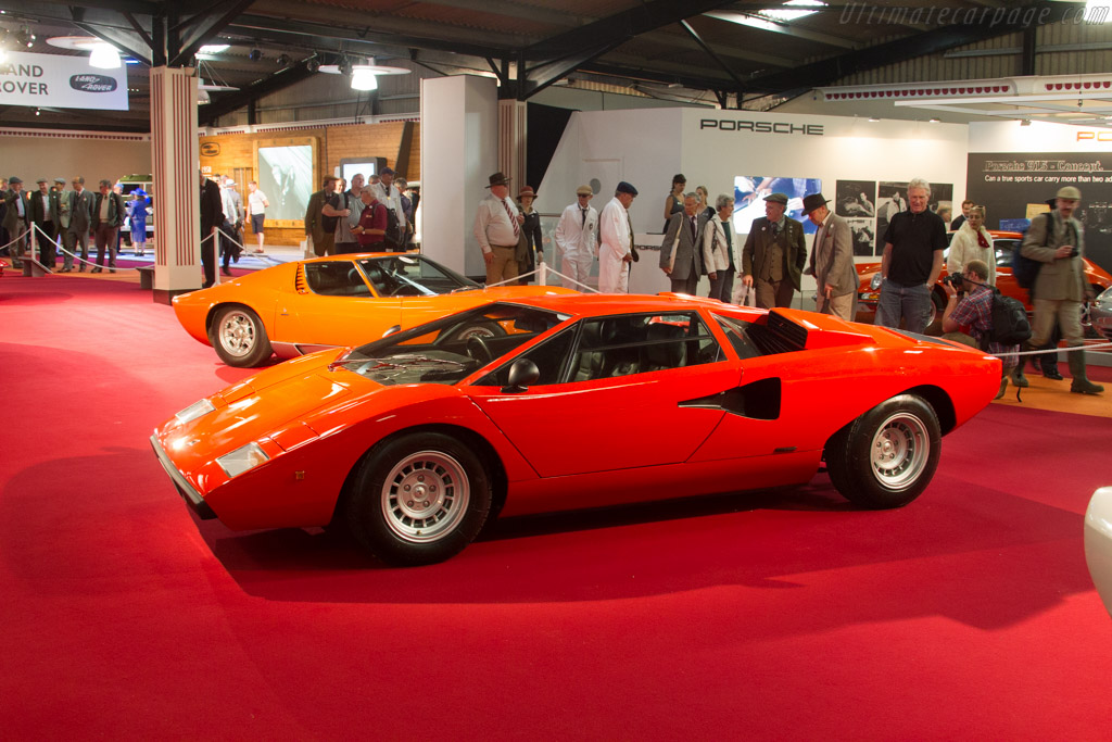 Lamborghini Countach LP400    - 2016 Goodwood Revival