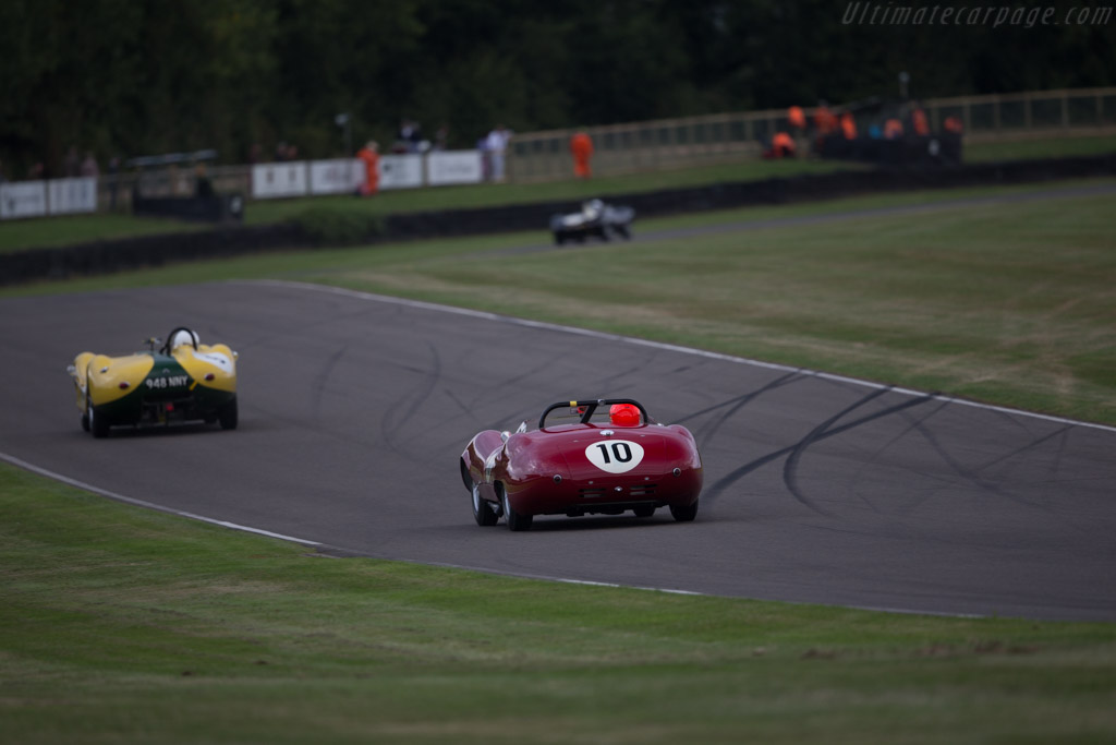 Lister Costin Chevrolet - Chassis: BHL 121 - Driver: Robert Kaufmann  - 2016 Goodwood Revival