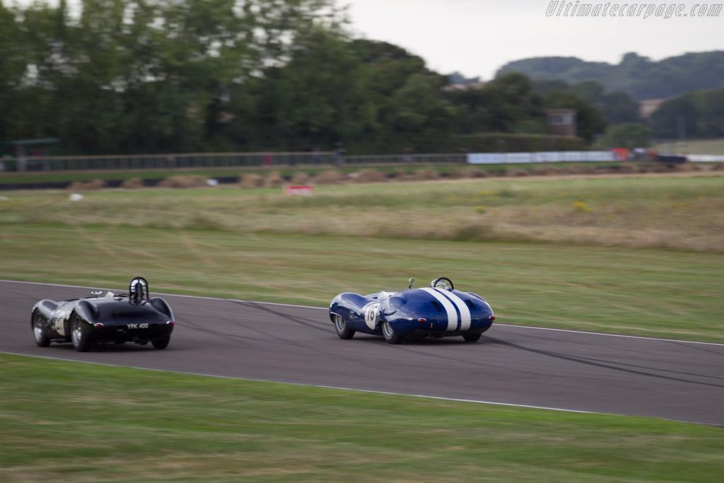 Lister Costin Jaguar - Chassis: BHL 133 - Driver: Richard Kent  - 2016 Goodwood Revival