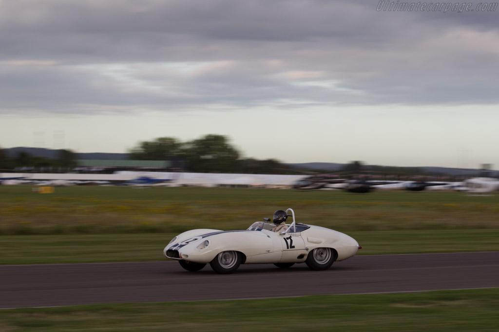 Lister Costin Jaguar - Chassis: BHL 122 - Driver: Kurt Engelhorn  - 2016 Goodwood Revival