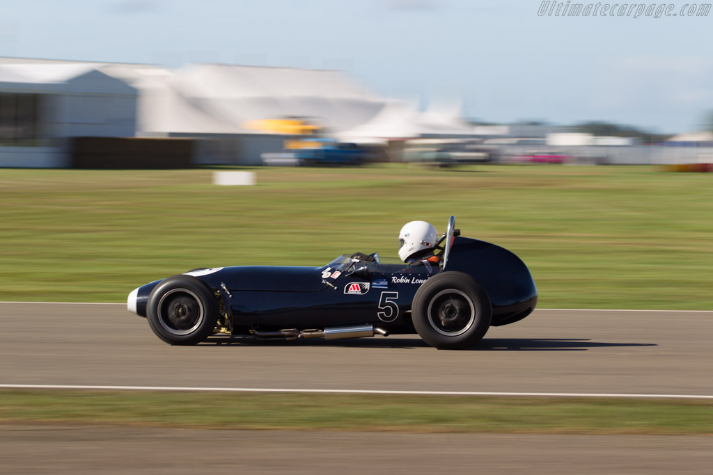 Lola Mk2-Ford - Chassis: BRJ-3 - Driver: Robin Langdon  - 2016 Goodwood Revival
