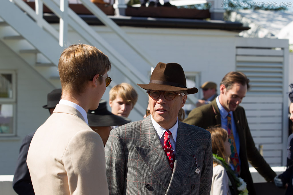 Lord March    - 2016 Goodwood Revival