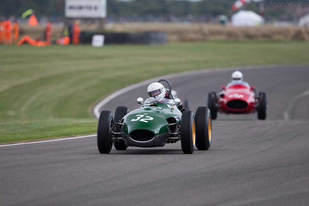 Lotus 16 - Chassis: 364 - Driver: Marshall Bailey  - 2016 Goodwood Revival