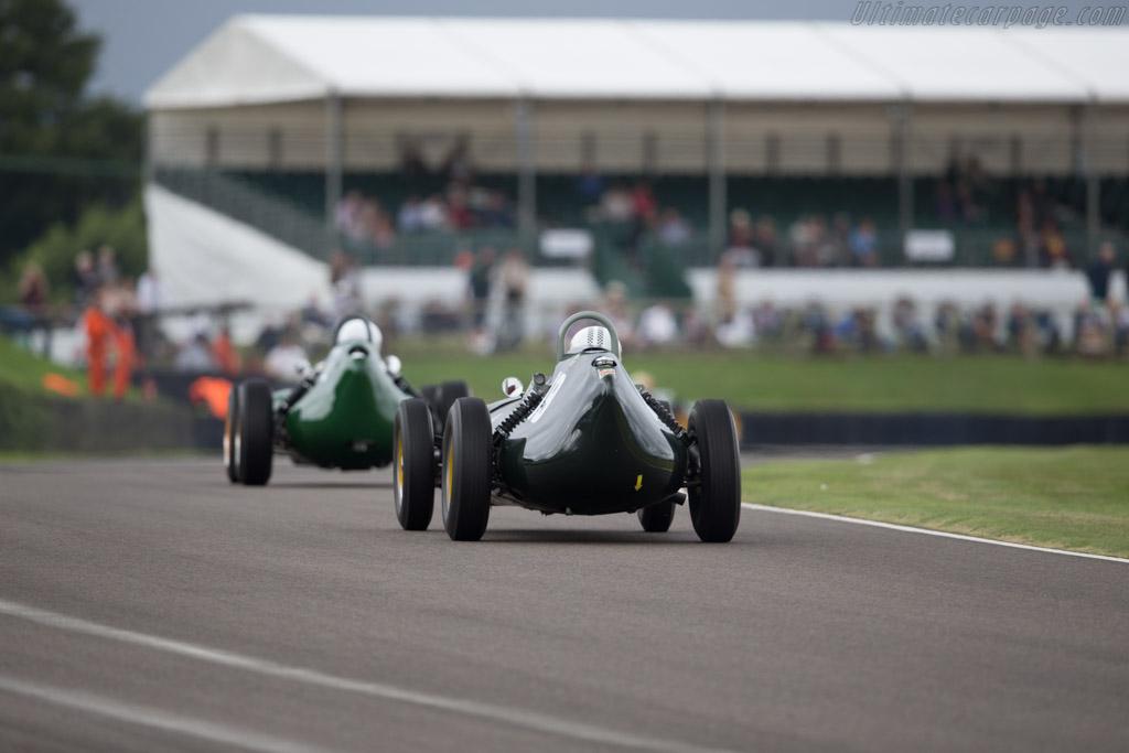 Lotus 16 - Chassis: 362 - Driver: Franck Trouillard  - 2016 Goodwood Revival