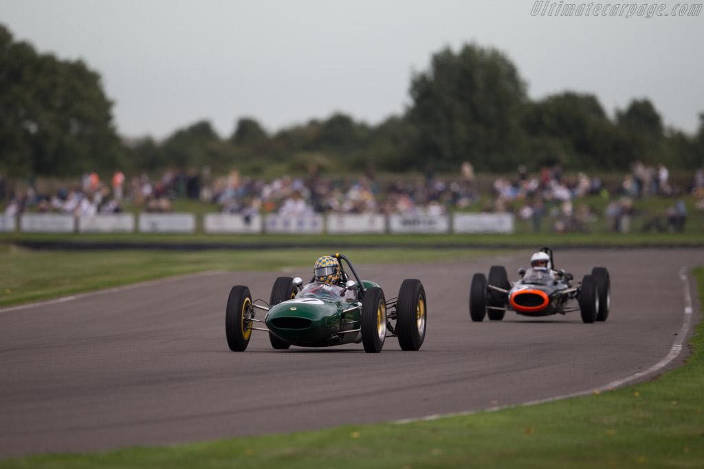 Lotus 21 - Chassis: 933 - Driver: Dan Collins  - 2016 Goodwood Revival