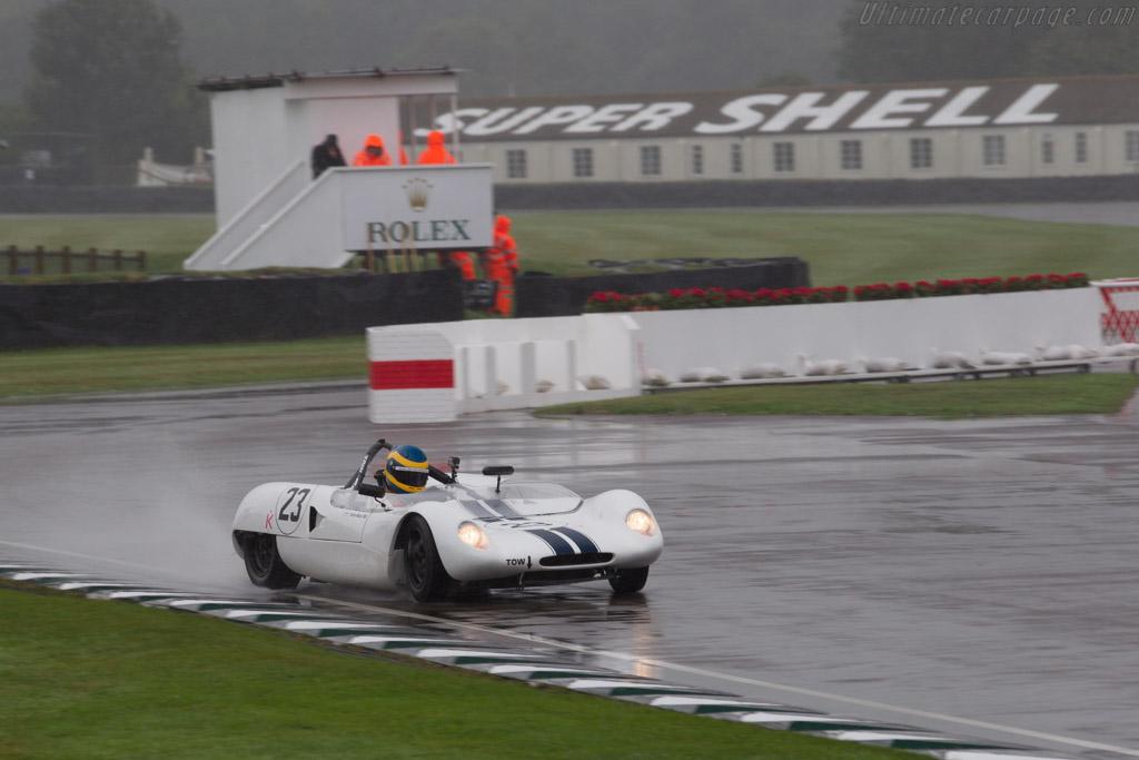 Lotus 23B - Chassis: 23-S-22 - Driver: Darren Wilson  - 2016 Goodwood Revival