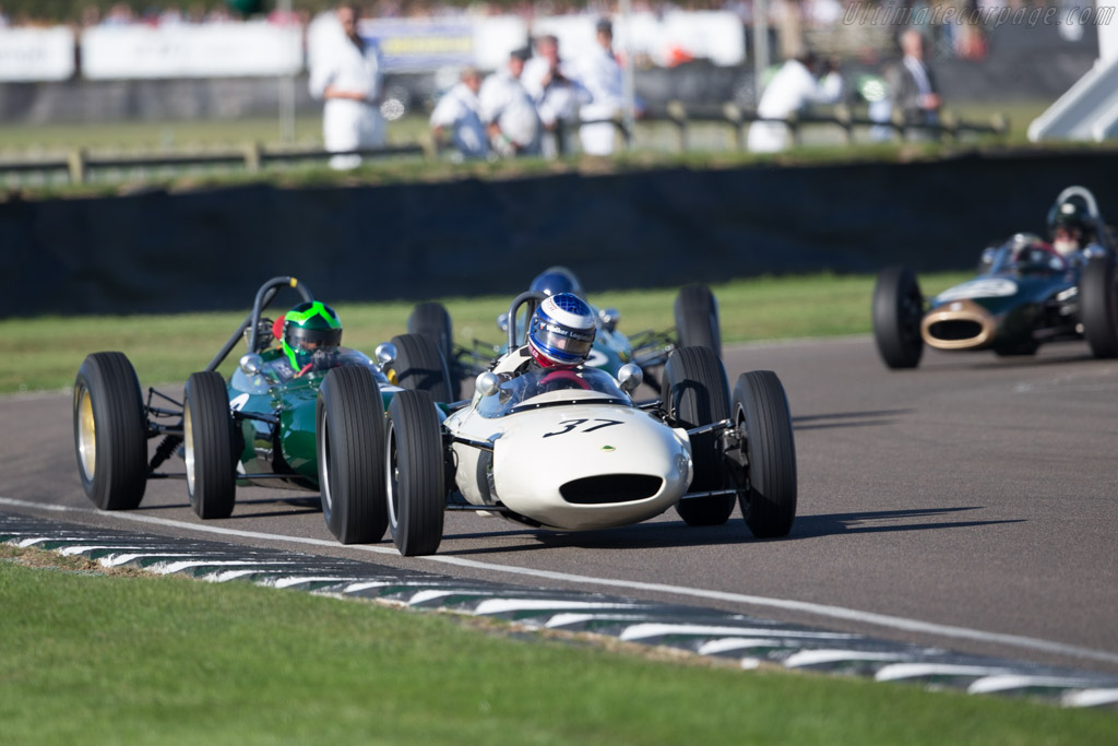 Race Car Trophy >> Lotus 24 BRM - Chassis: 946 - Driver: Philip Walker - 2016 Goodwood Revival
