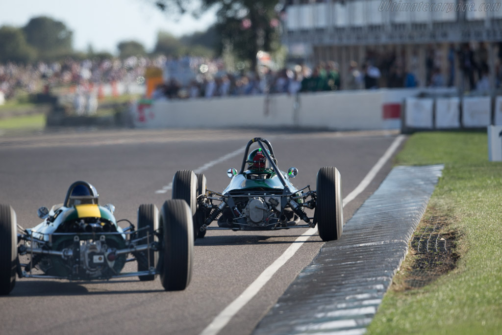 Lotus 24 BRM - Chassis: P2 - Driver: Martin Stretton - 2016 Goodwood ...