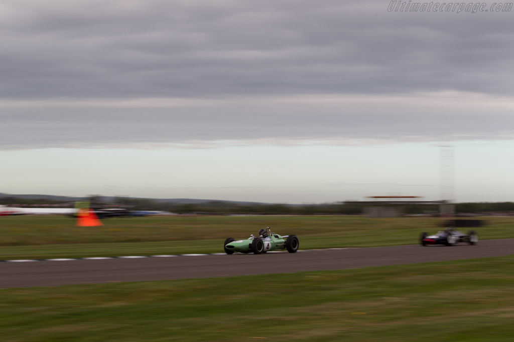 Lotus 24 Climax - Chassis: 944 - Driver: Andrew Beaumont  - 2016 Goodwood Revival