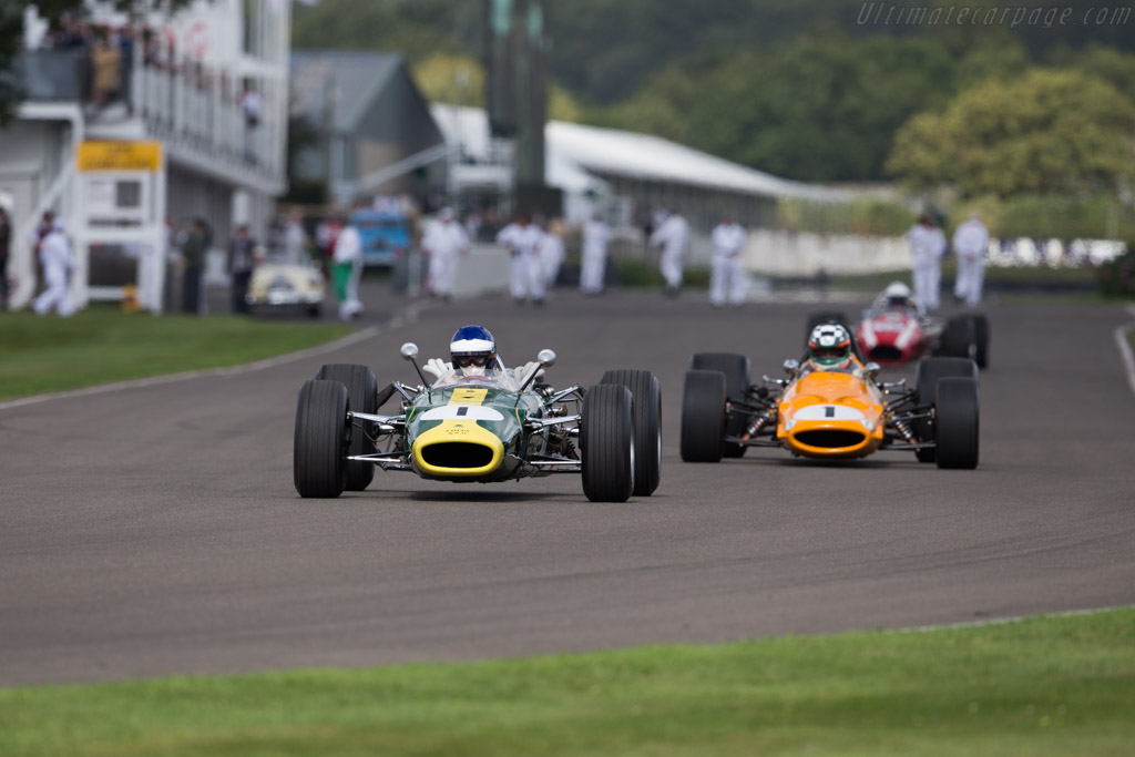 Lotus 43 BRM - Chassis: 43/1   - 2016 Goodwood Revival