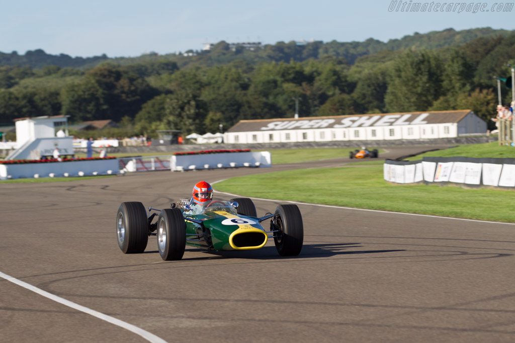 Lotus 49 Cosworth - Chassis: R3   - 2016 Goodwood Revival