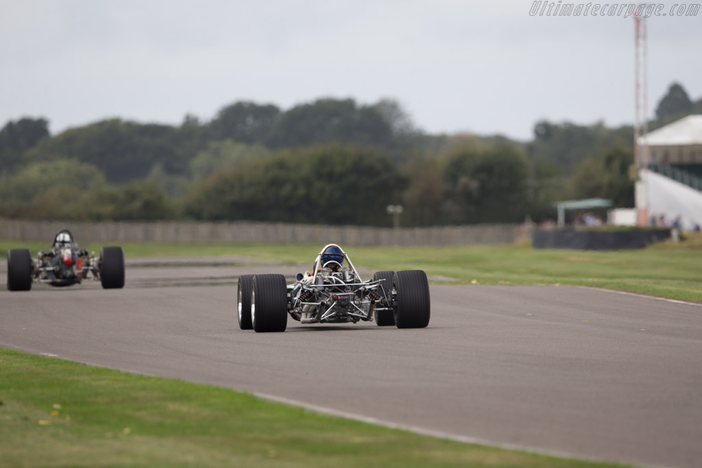 Lotus 49 Cosworth - Chassis: R2   - 2016 Goodwood Revival