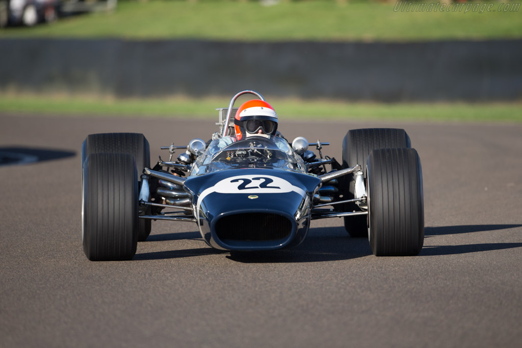 Lotus 49B Cosworth - Chassis: R7   - 2016 Goodwood Revival