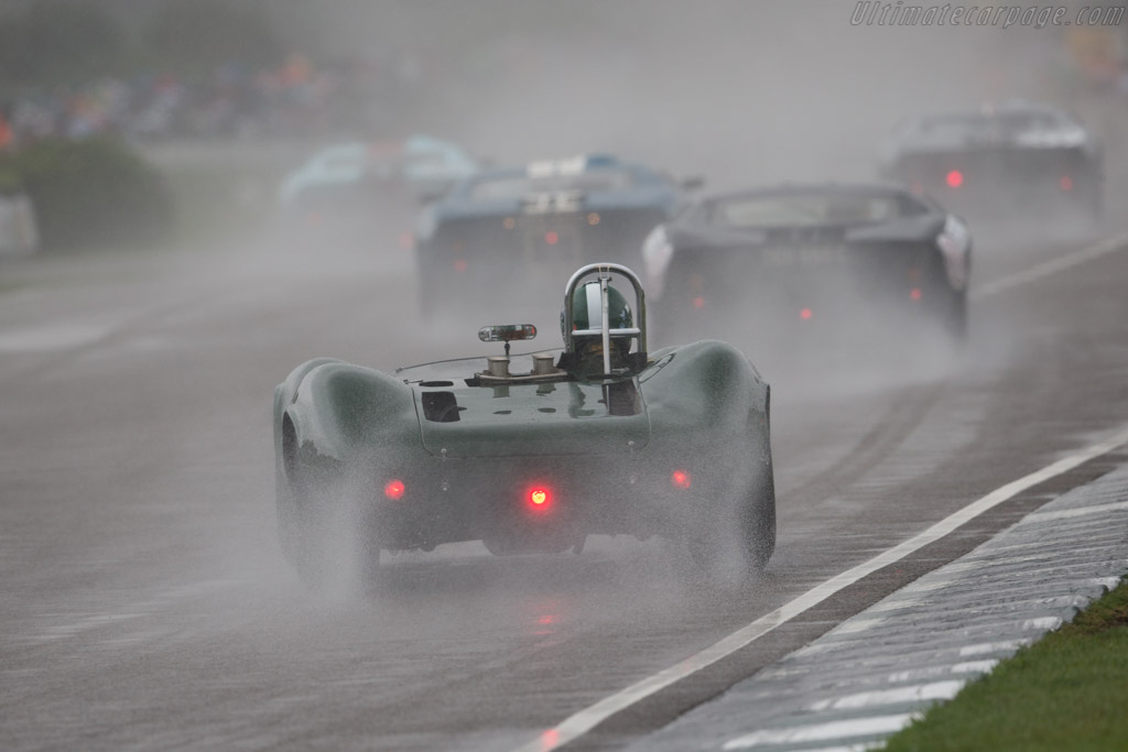 Lotus-Ford 30 - Chassis: 30/L/7 - Driver: Anthony Schrauwen  - 2016 Goodwood Revival