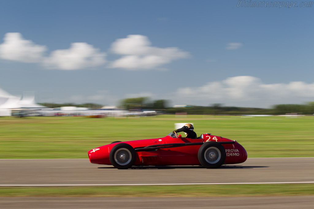 Maserati 250F - Chassis: 2518 - Driver: Simon Diffey  - 2016 Goodwood Revival
