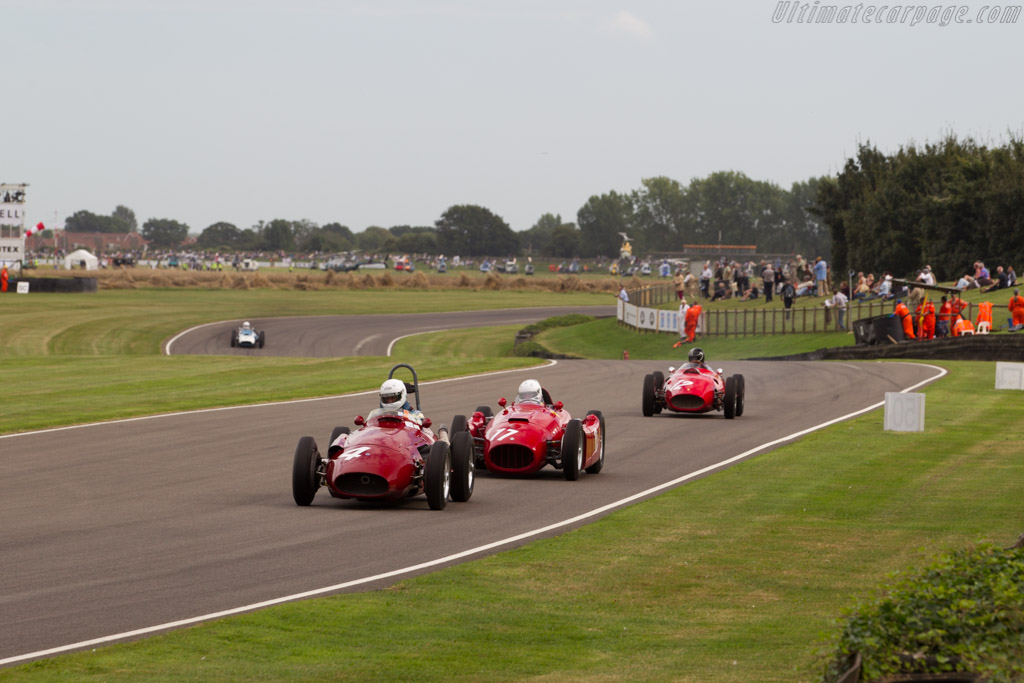 Maserati 250F - Chassis: 2527 - Driver: Jeffrey O'Neill - 2016 Goodwood Revival