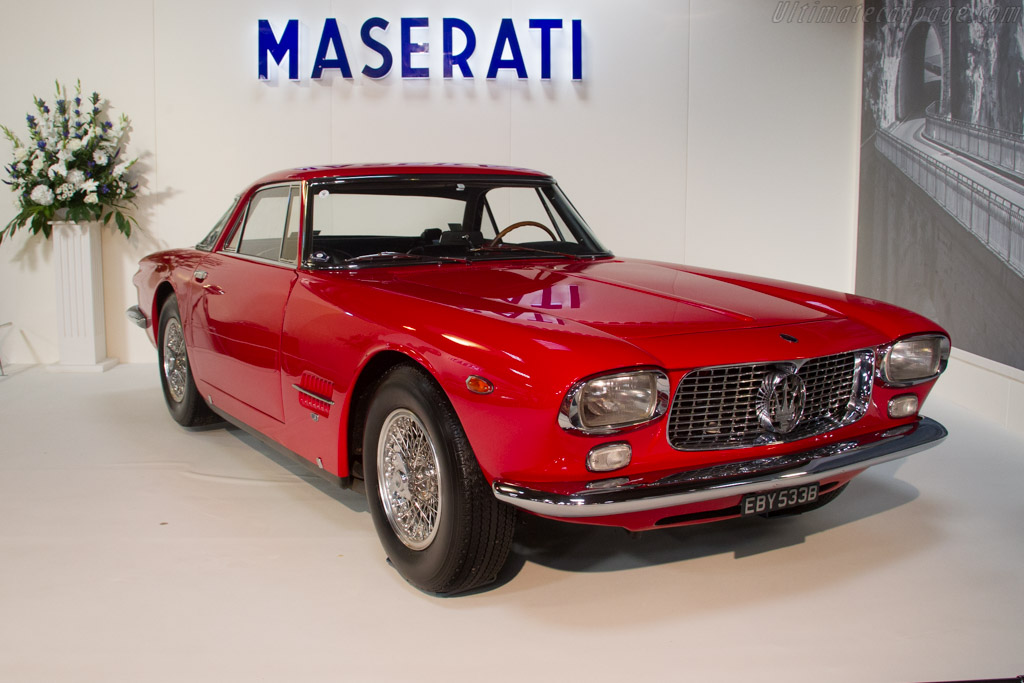 Maserati 5000 GT Allemano    - 2016 Goodwood Revival