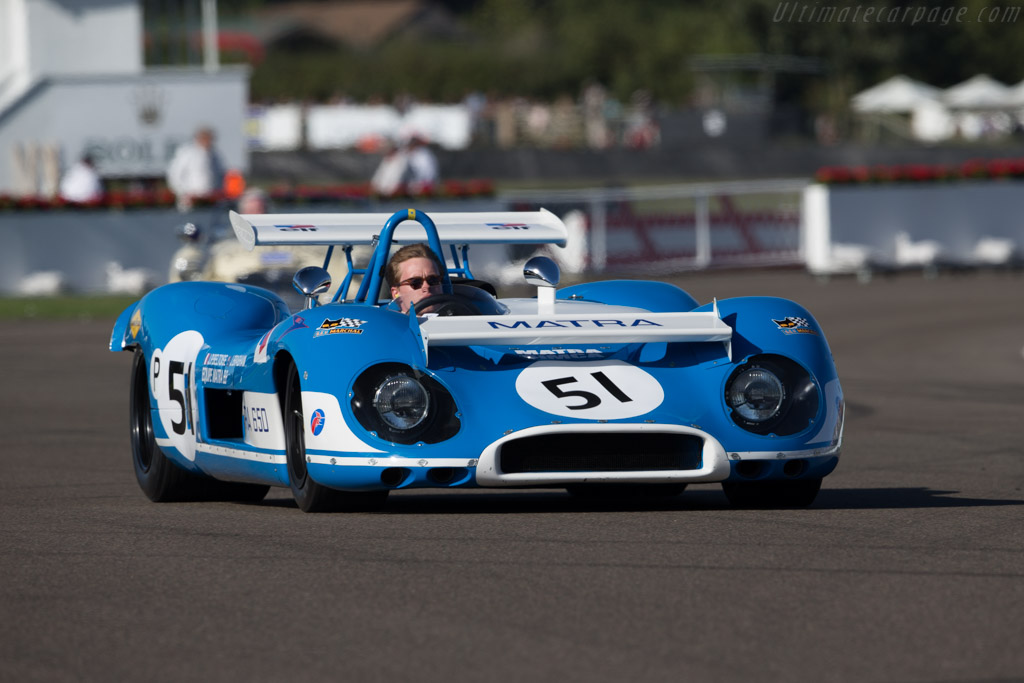 Matra MS650 - Chassis: MS650/01   - 2016 Goodwood Revival