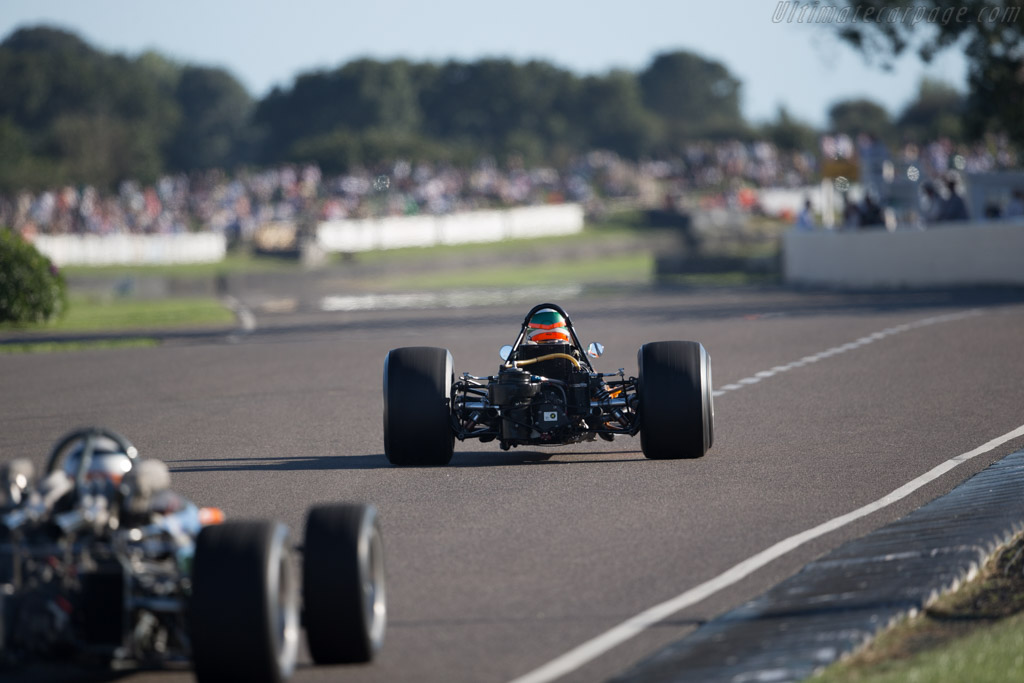 McLaren M7A Cosworth - Chassis: M7D/1   - 2016 Goodwood Revival