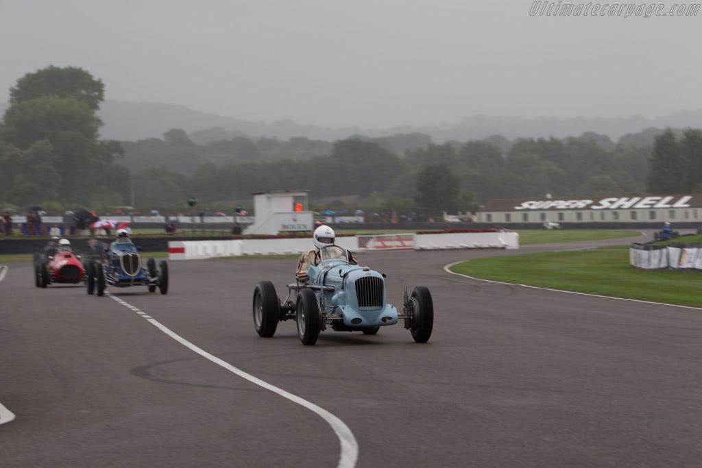 Parnell MG K3 - Chassis: 3009 - Driver: John Ure - 2016 Goodwood Revival