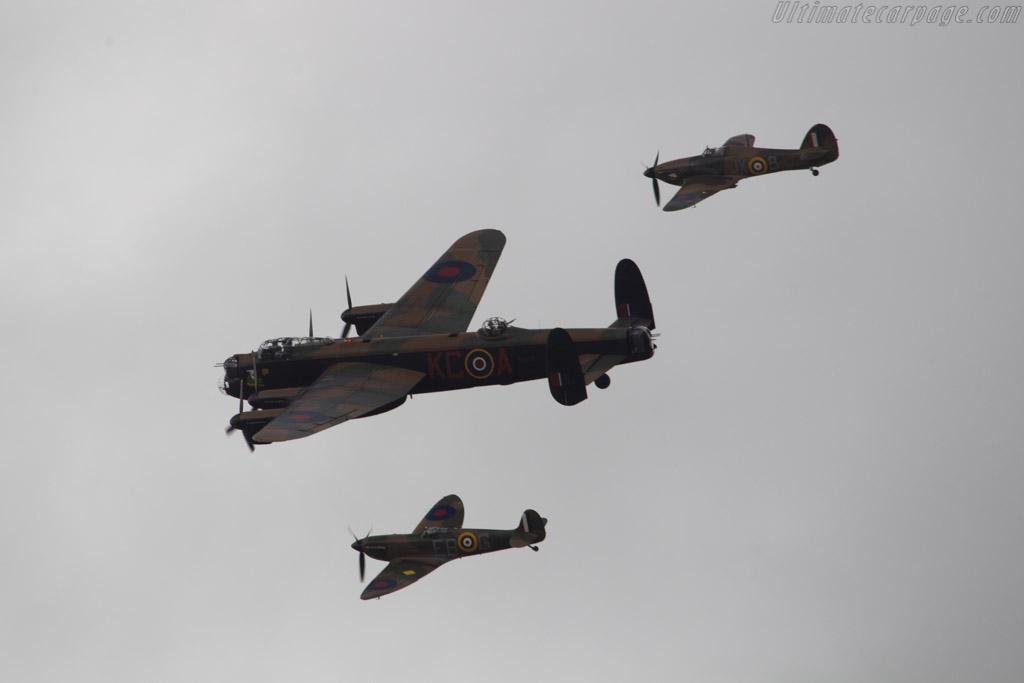 RAF Memorial Flight    - 2016 Goodwood Revival