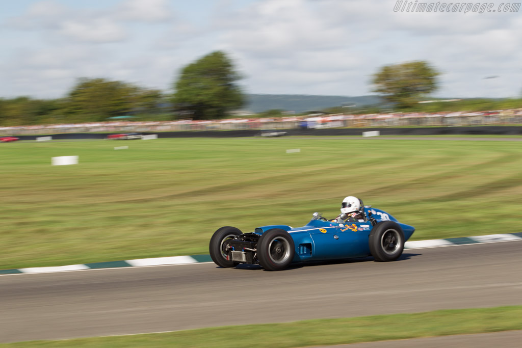 Scarab-Offenhauser - Chassis: 003 - Driver: Julian Bronson  - 2016 Goodwood Revival