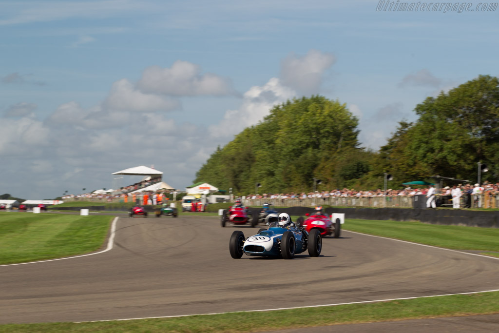 Scarab Offenhauser - Chassis: 003 - Driver: Julian Bronson - 2016 Goodwood Revival