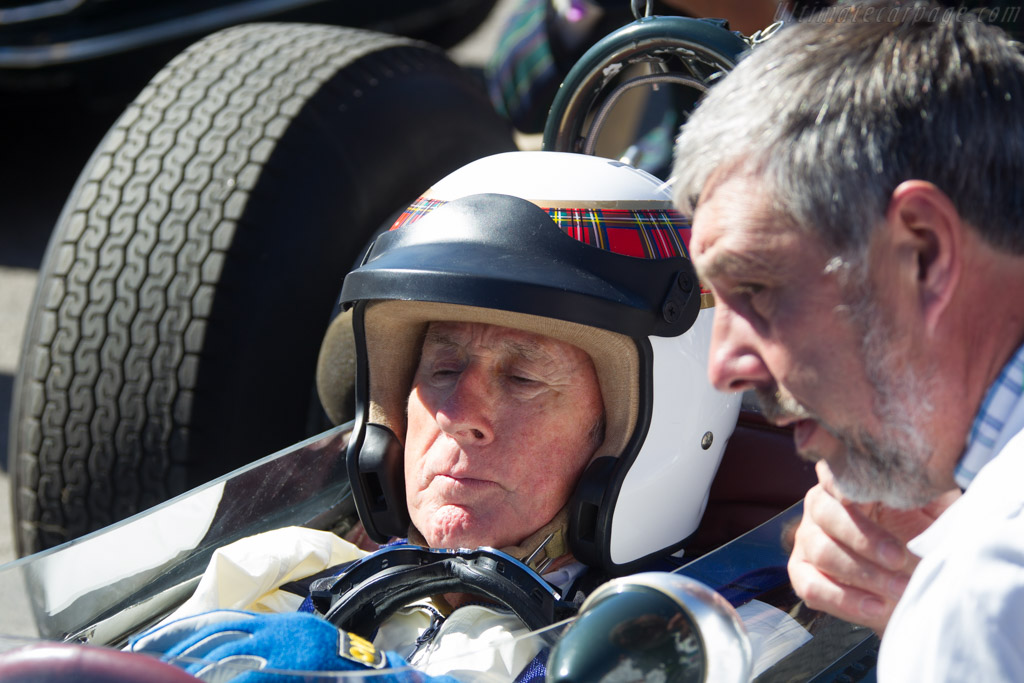 Sir Jackie Stewart    - 2016 Goodwood Revival